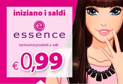 Saldi essence 2012