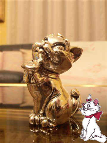 gatto argento