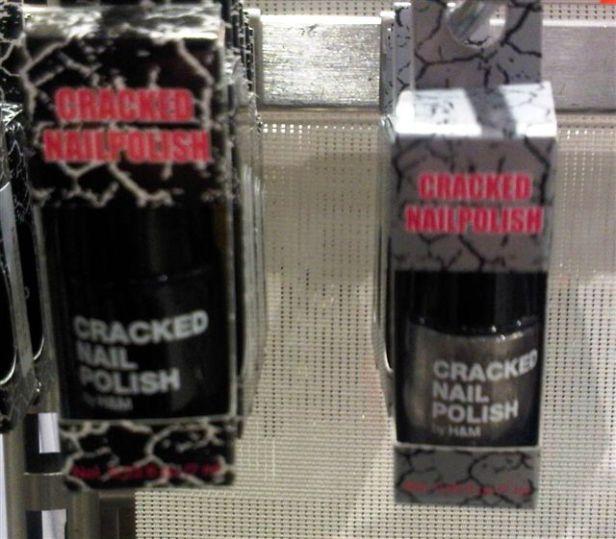 Smalto crack - H&M