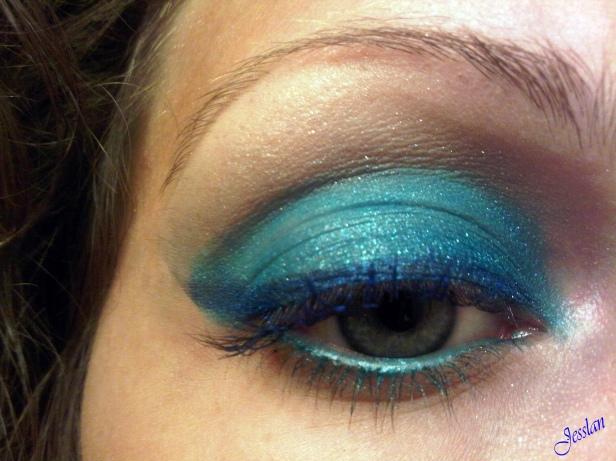 trucco-blu