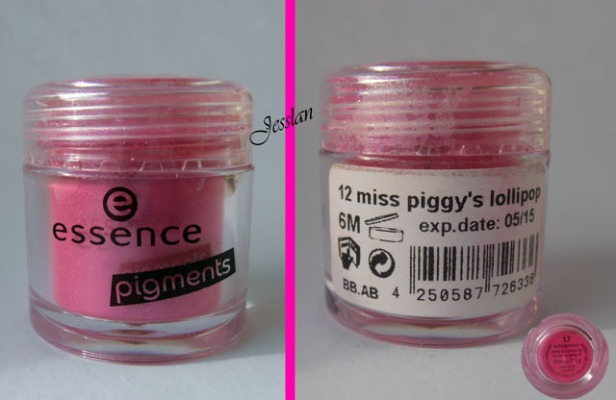 Miss Piggy's lollipop