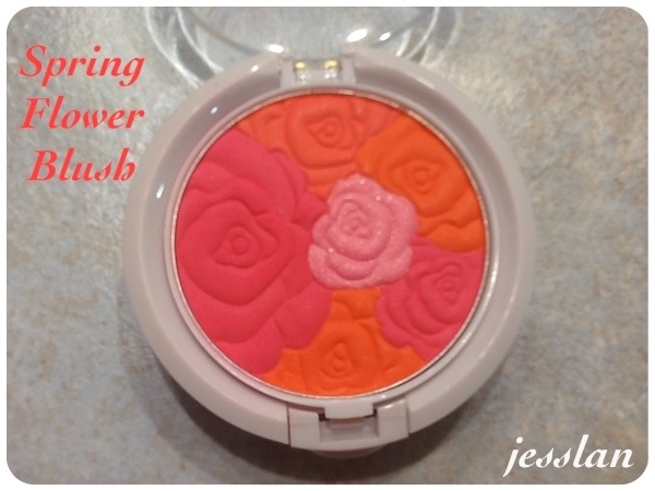 spring flower blush h&m