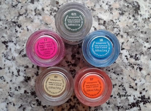 pigmenti essence