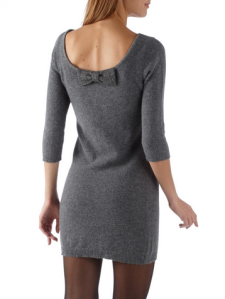 Camaieu - Angora mix jumper dress - np