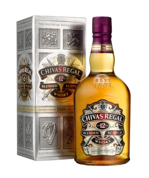 Whisky Chivas Regal 12-años