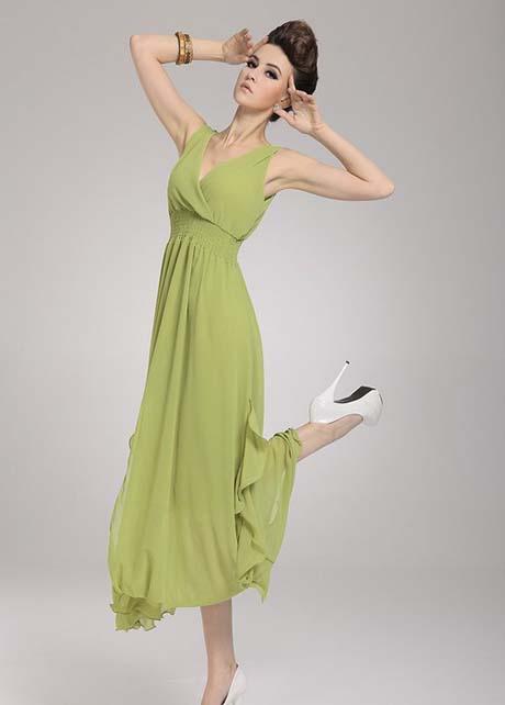 Conosciuto Maxi dress mania – Jesslan NA33