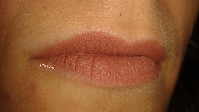 swatch pastello neve cosmetics marmotta