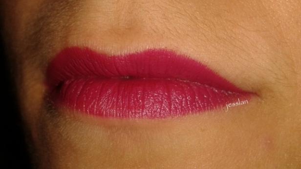 swatch pastello neve cosmetics sfilata