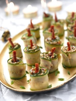 DIY Xmas Appetizer