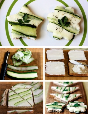 APPETIZER_christmas-party-appetizers-ideas-sandwiches-cookie-cutter-cucumber-slices