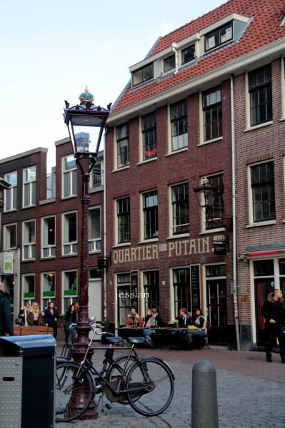 quartier putain amsterdam