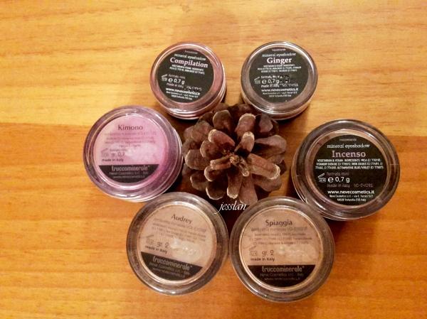 Neve Cosmetics Pigmenti