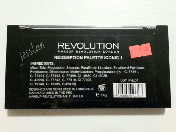 makeup revolution iconic1
