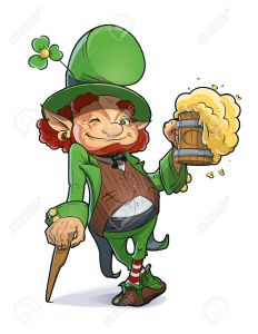 25359228-Dwarf-with-beer-Illustration-for-saint-Patricks-day--Stock-Vector