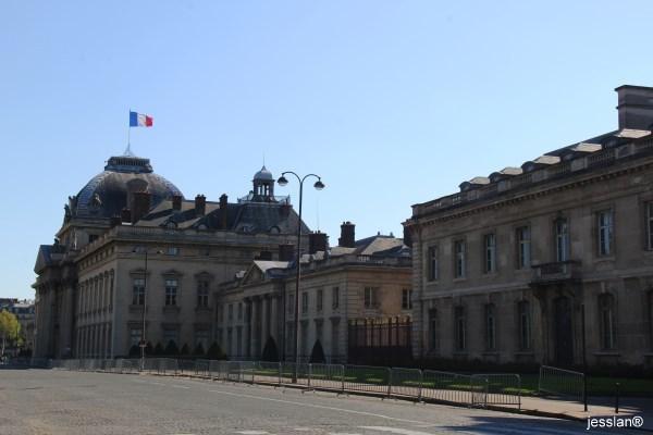 parigi - ecole militaire