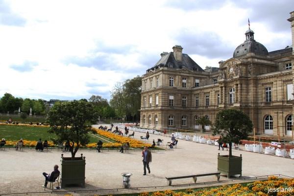 parigi - luxemburg
