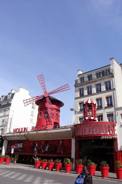 parigi - moulin rouge