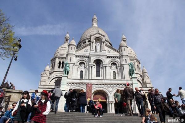 parigi - sacro cuore