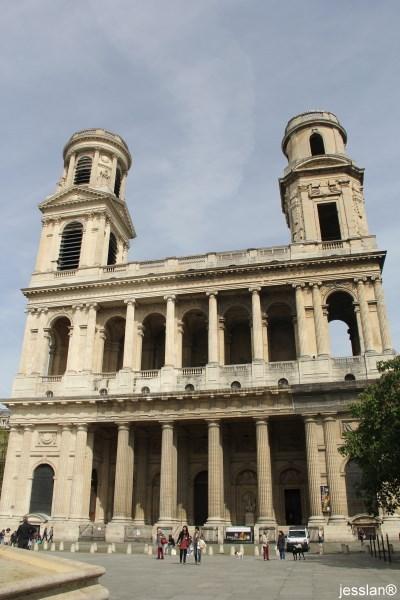 parigi - saint sulspice