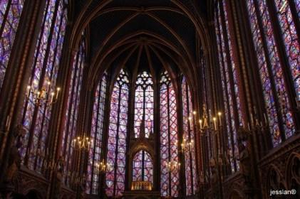 parigi - sainte chapelle (1)