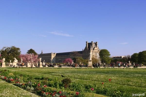 parigi - tuileries
