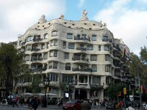 Barcellona Casa Milà