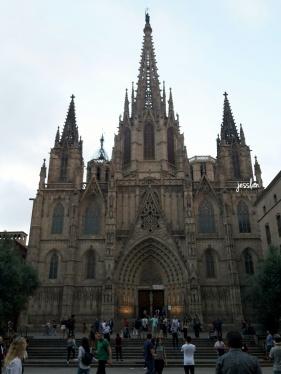 Barcellona Cattedrale