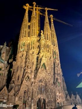 Barcellona Sagrada Familia