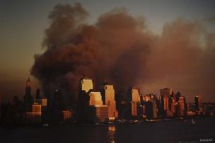 11 settembre 2001 foto nel 9/11 museum)
