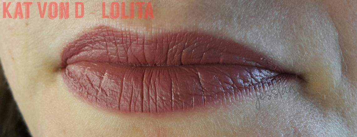 Kat Von D - Lolita (luce naturale)