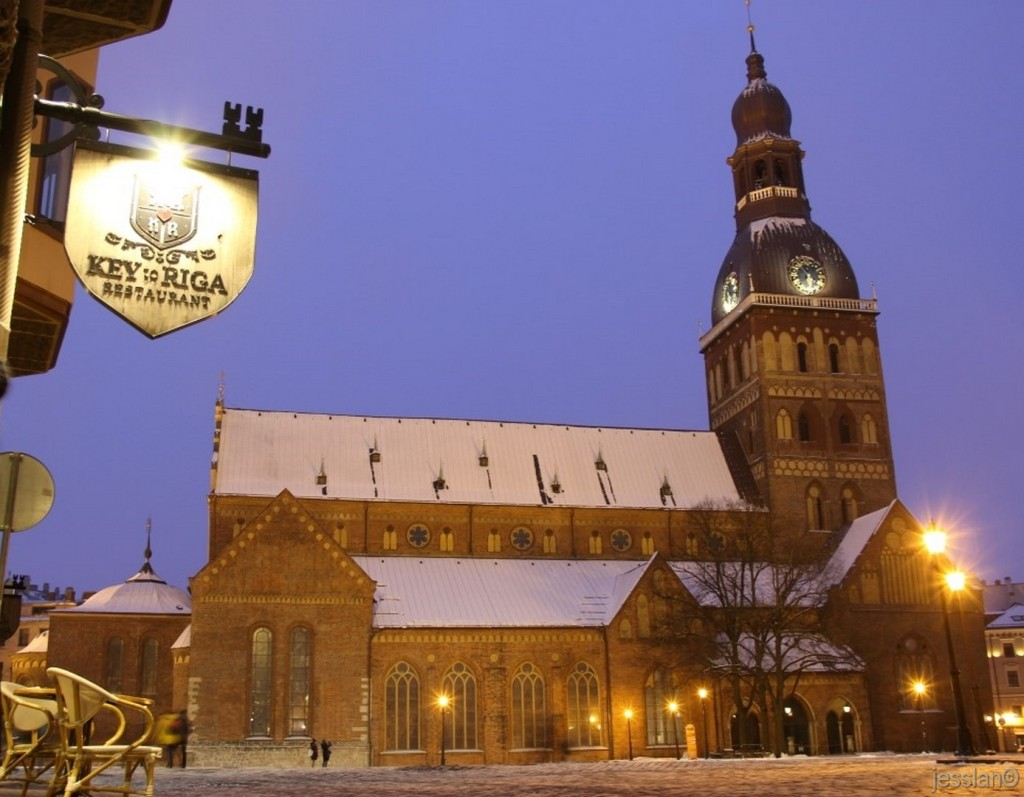 Riga (1-1)