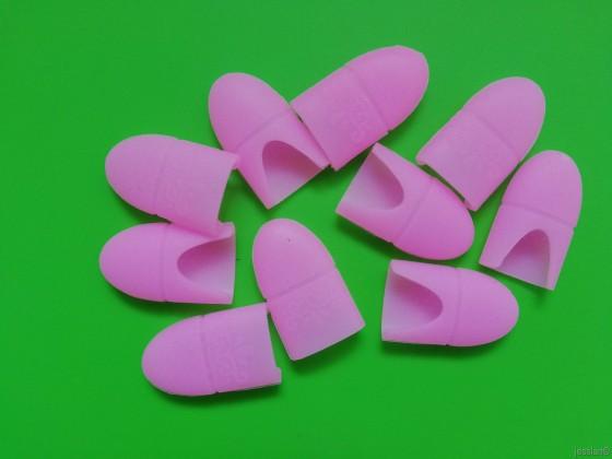 Cappucci di silicone