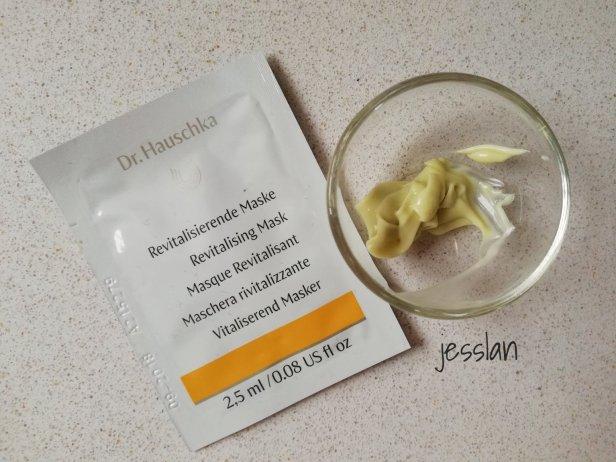 Dottor Hauschka - Maschera rivitalizzante