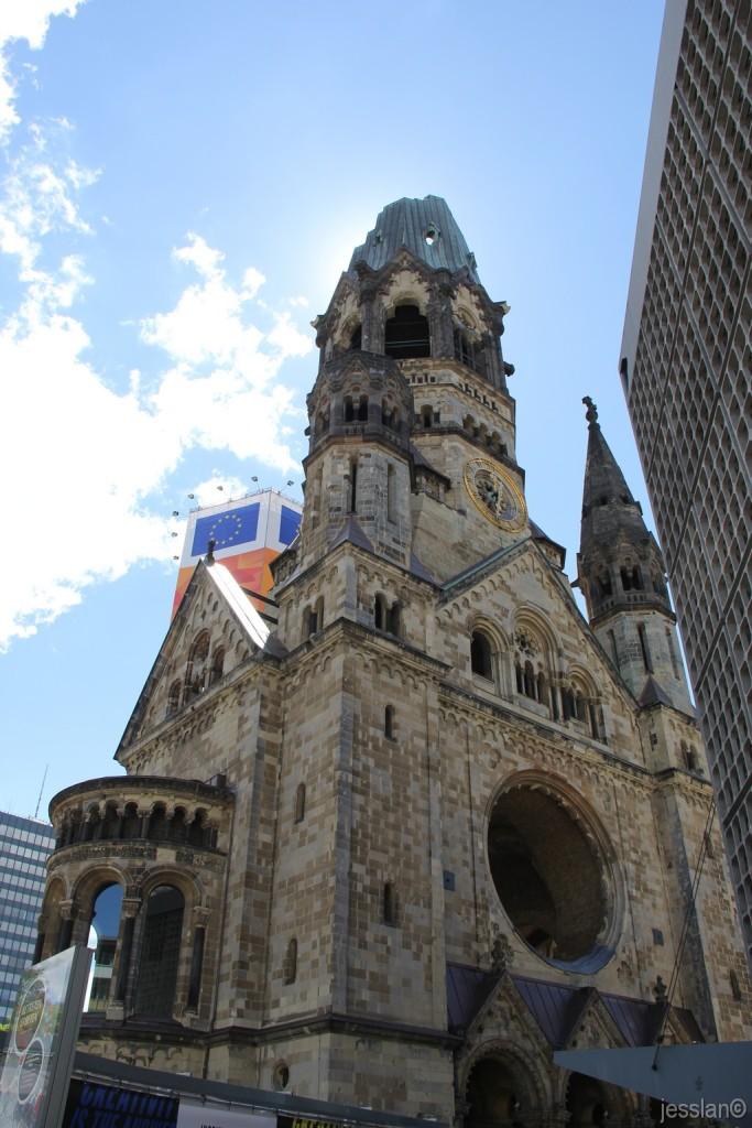Berlino - Chiesa della rimembranza