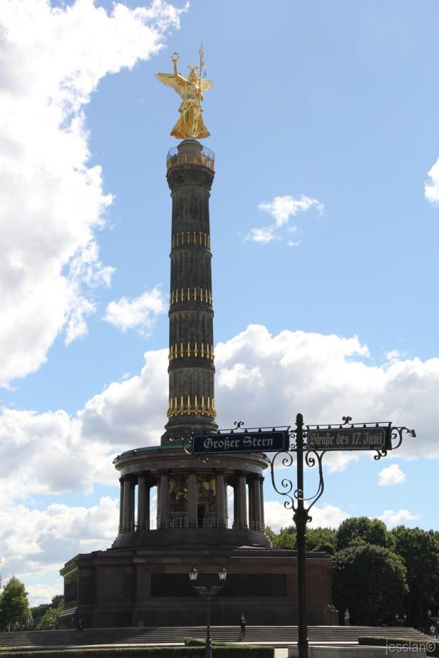 Berlino - Colonna della Vittoria