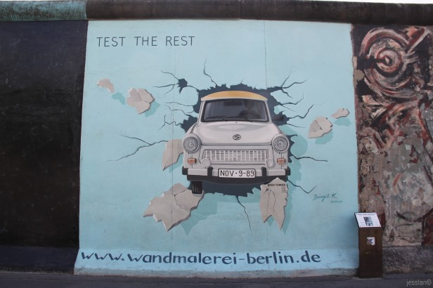 Berlino - East Side Gallery