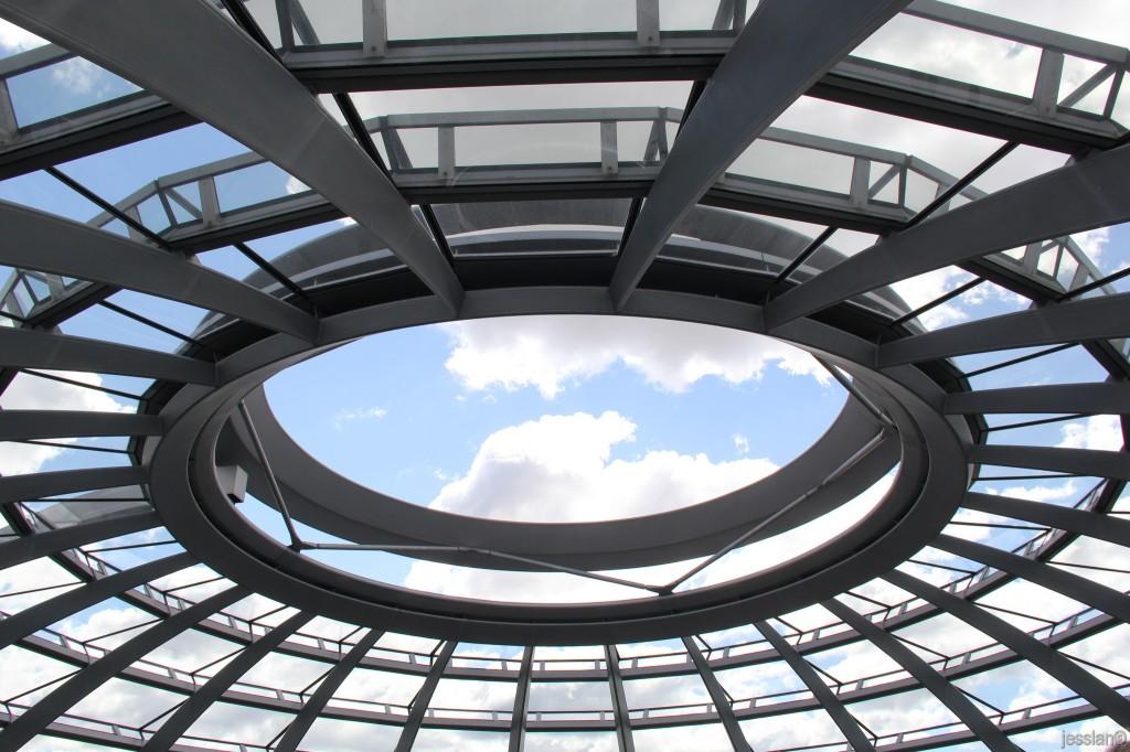 Berlino - Reichstag cupola