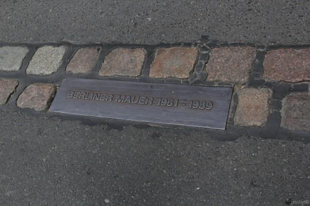 Berlino - Resti del muro