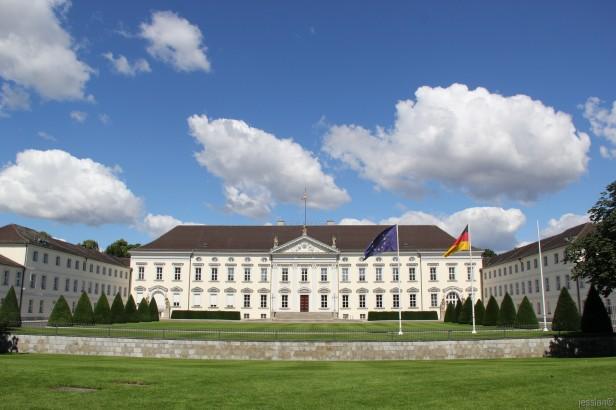 Berlino - Schloss Bellevue