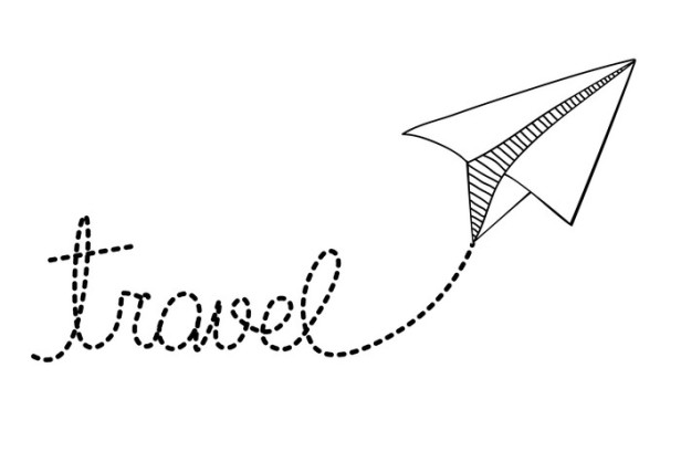 Paper plane design