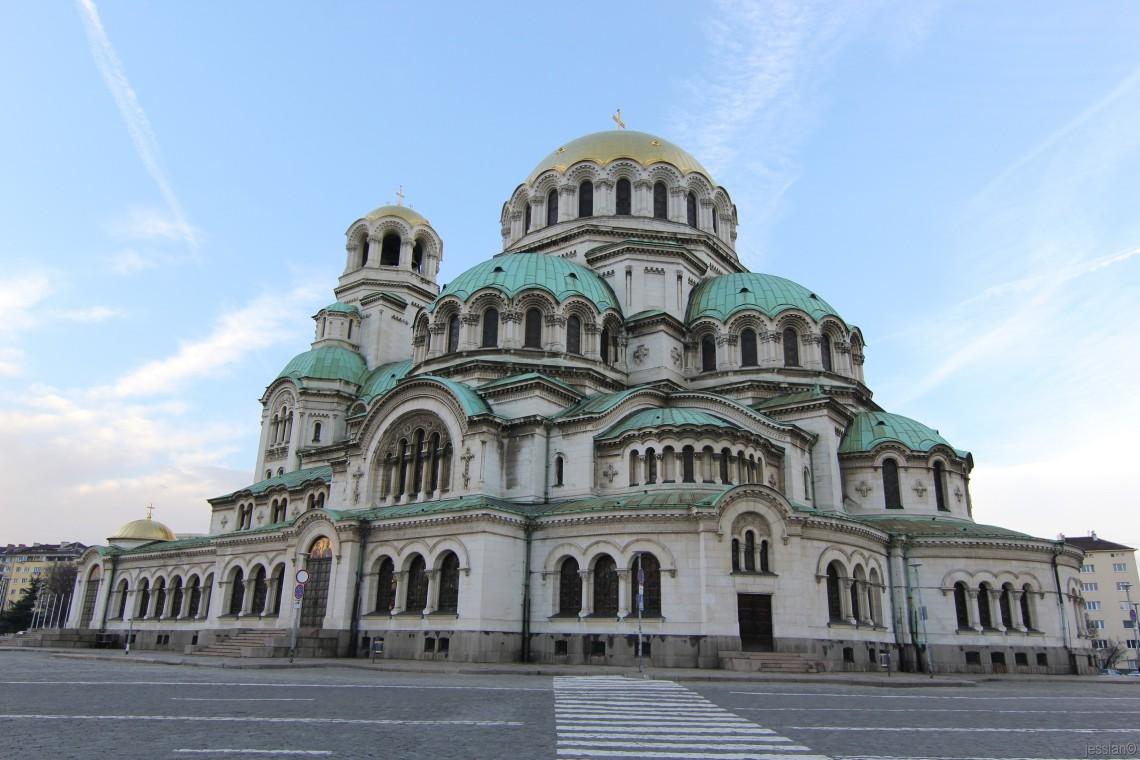Sofia - Alksandr Nevski Cathedral (2)