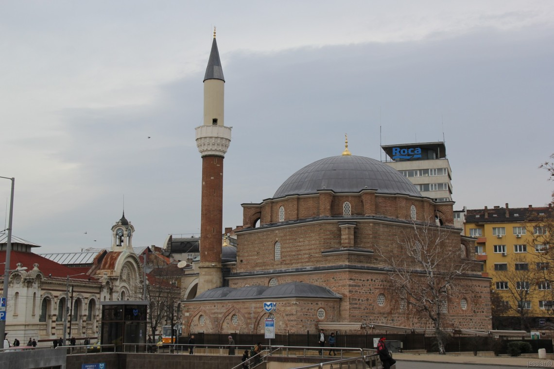 Sofia - Mosque