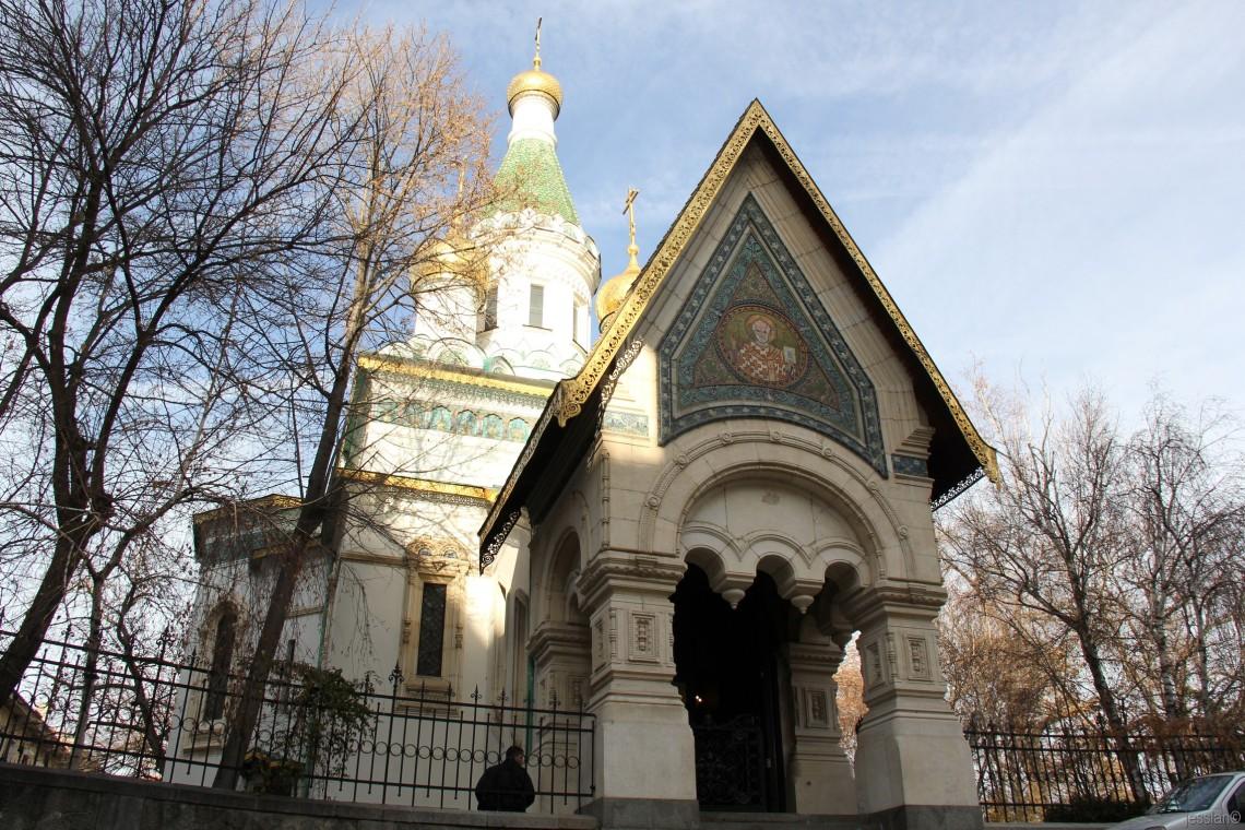 Sofia - St Nikolas