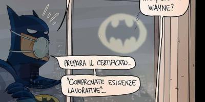 Solo Batman ci salverà