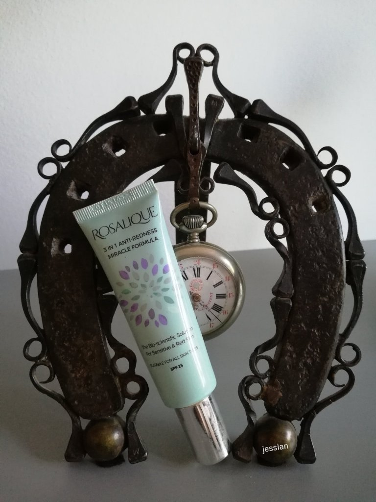 Rosalique 3in1 Anti-Redness Miracle Formula